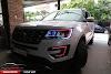 Ford Explorer Độ đèn bi xenon - Nâng cấp led siêu sang