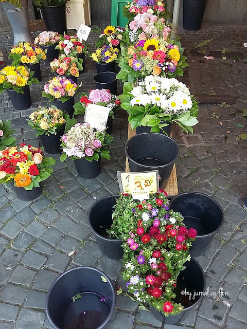 piata volanta saptamanala vanzatorii de flori