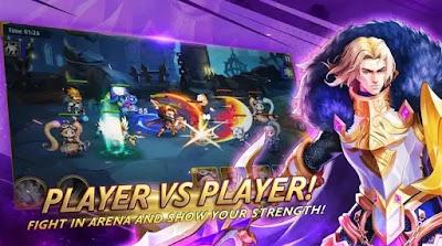 Mobile Heroes : Mobile Legends Versi RPG 3