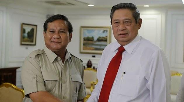 PAN Sambut Baik Pertemuan SBY-Prabowo