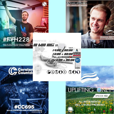 In The Mix 23.10. -  29.10.2020 on Radio DJ ONE