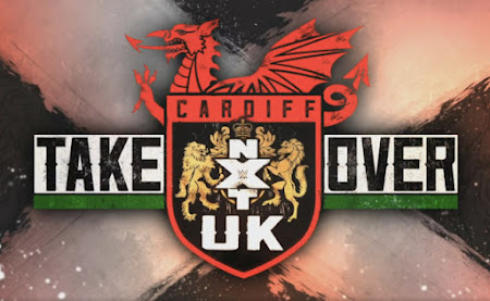 Poster Of WWE NXT UK TakeOver: Cardiff 31st August 2019 HDTV 480P 300MB