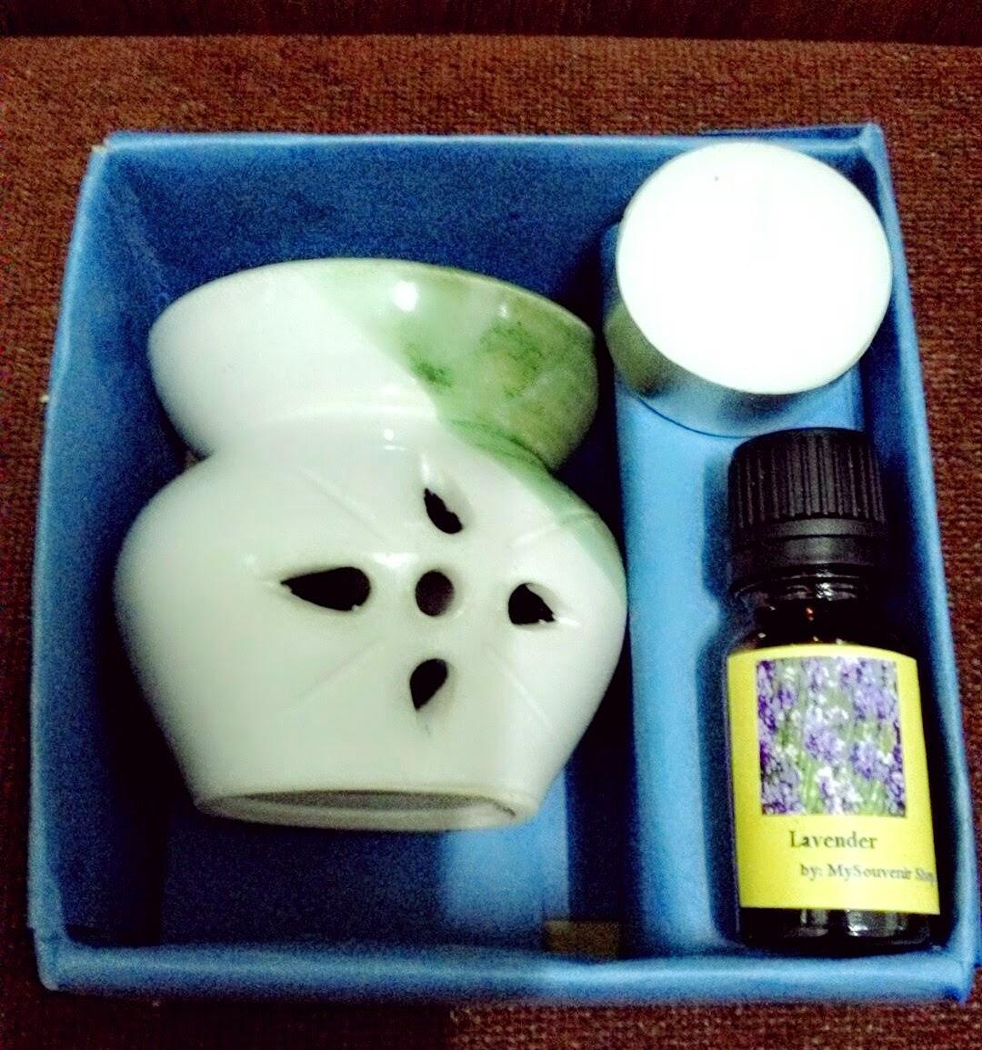 aromatherapy souvenir gift bali