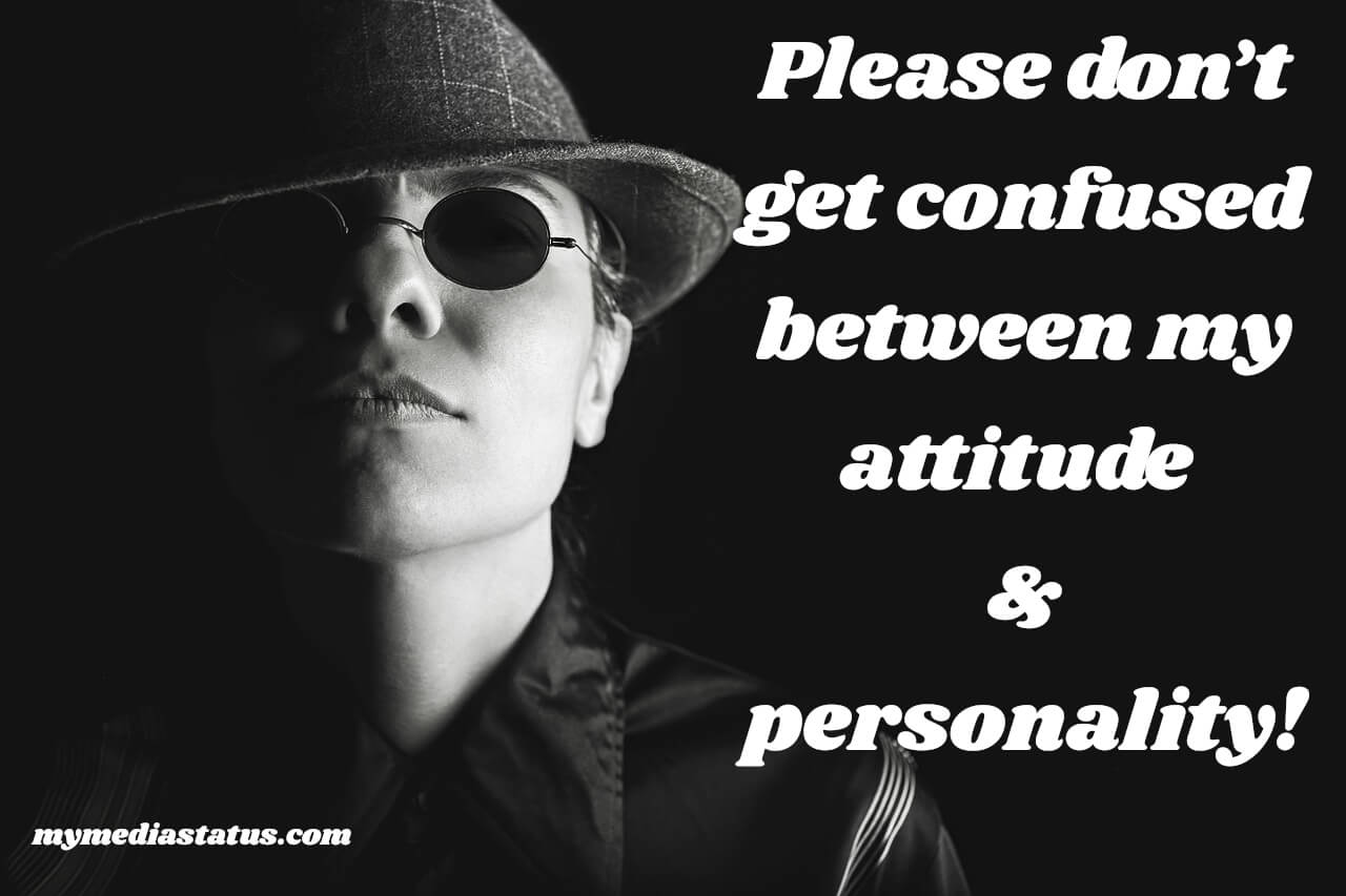 Best Attitude Status & Quotes In English For WhatsApp, Fb ...