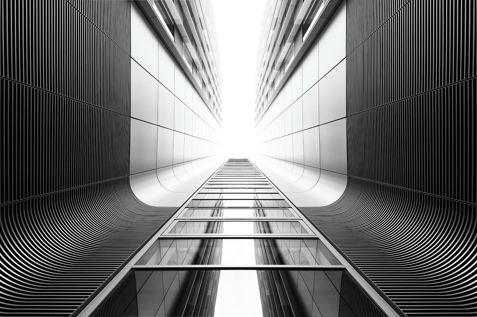 Architecture, Building, Monochrome, 4K, World