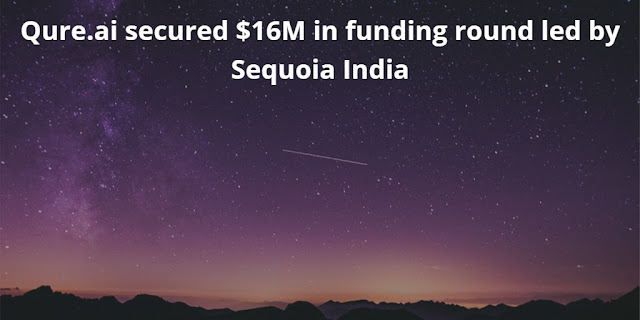 Qure.ai secured $16M in funding round led by Sequoia India