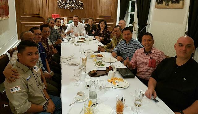 Bupati Bertemu Dubes Indonesia Untuk Bulgaria Ini Yang Dibahas