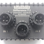 Fuel Flow Meter Mechatronics Eurosens Difference-T