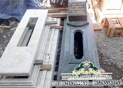 Makam Granit | Kijing Makam