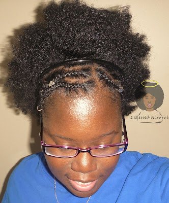natural hair, natural hairstyles, cornrows natural hair