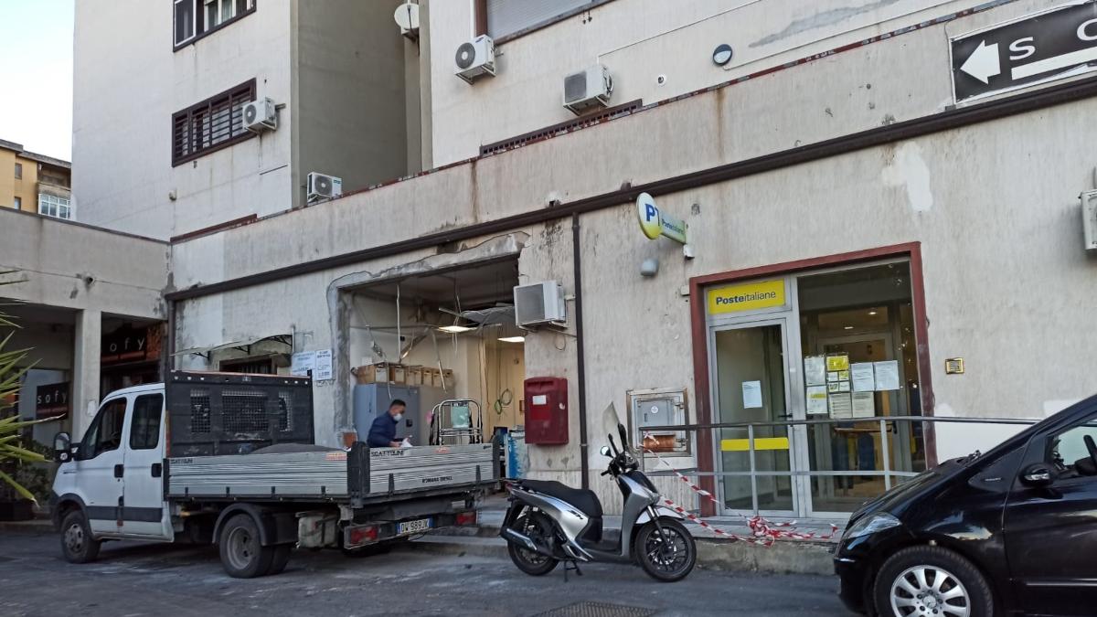Ugl Ufficio postale Librino viale Nitta