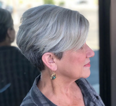 Thin Hair Haircut For Women Over 60 (Hairstyle Updates - www.hairstyleupdates.com)