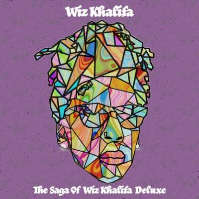 Wiz Khalifa - The Saga of Wiz Khalifa (Deluxe) (2020) - Album Download, Itunes Cover, Official Cover, Album CD Cover Art, Tracklist, 320KBPS, Zip album