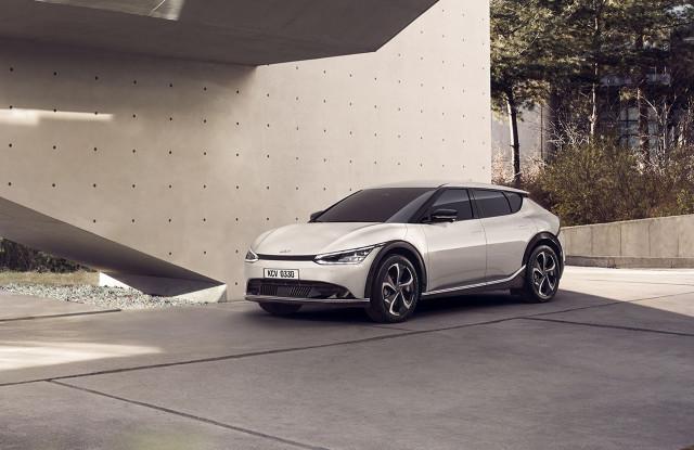 2022 Kia EV6 Preview