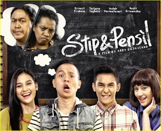 Download Lagu Ost Stip & Pensil Mp3 Film Terbaru Ernest Prakasa 2017 Free, Lagu Sountrack Stip & Pensil Film Terbaru Ernest,Download Lagu Ost Mp3 Film Stip & Pensil,Download Lagu Ost Stip Dan Pensil Mp3 Film Terbaru 2017