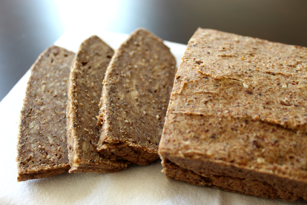Kasha Chia Seed Bread