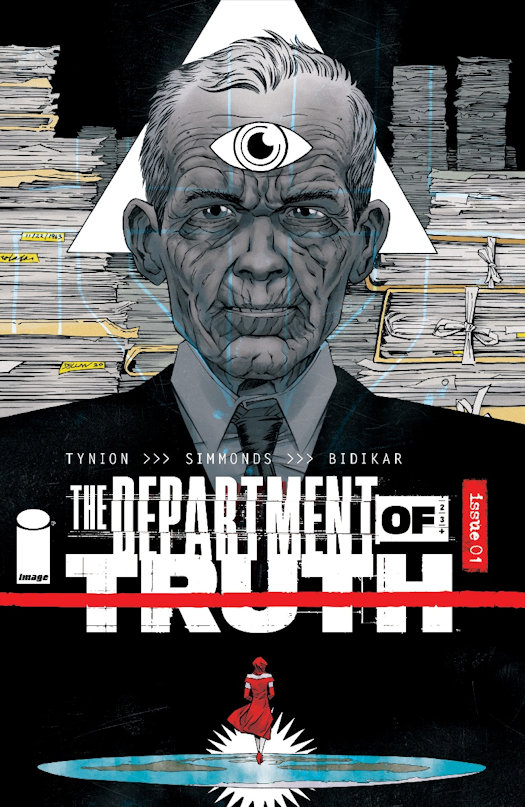 The Department of Truth - Declan Shalvey Incentive Variant