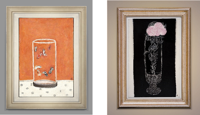NEW AUCTION RECORD FOR A PAINTING OF ANIMALS BY SANYU
