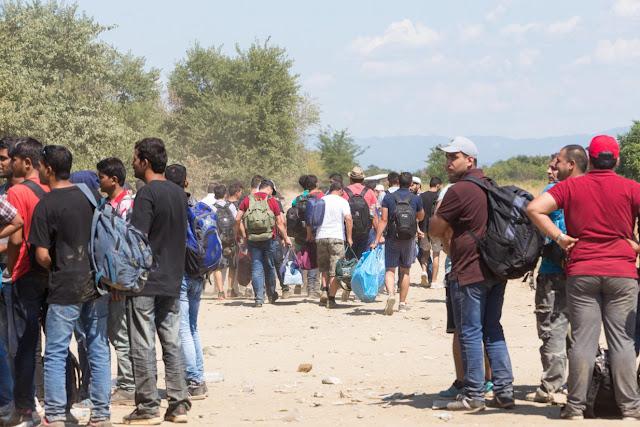 Αριστερίστικα σύνδρομα επιτείνουν το μεταναστευτικό πρόβλημα