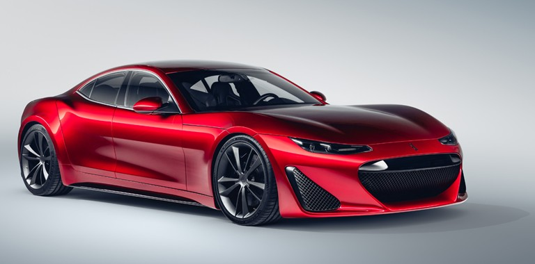 Drako GTE, Super Fast and Super Expensive Electric Cars