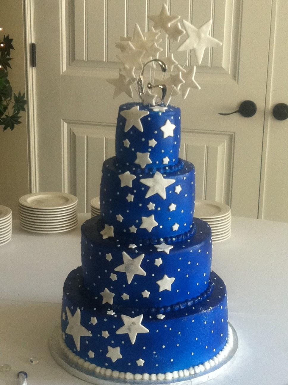 All Things Cake Feeling Blue Eat Cake