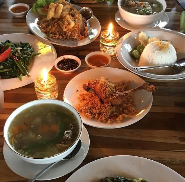Resto Baru Imah Djoglo di Bandung Yang Keren Banget