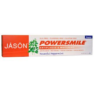 معجون اسنان من مواد طبيعيه