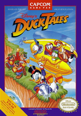 Duck Tales Box