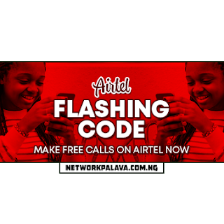airtel flashing code to make free calls