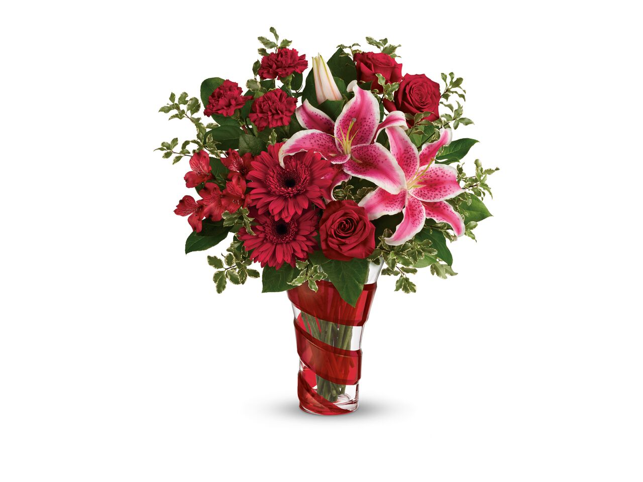 Mail4rosey Beautiful Bouquets For Valentines Day From Teleflora