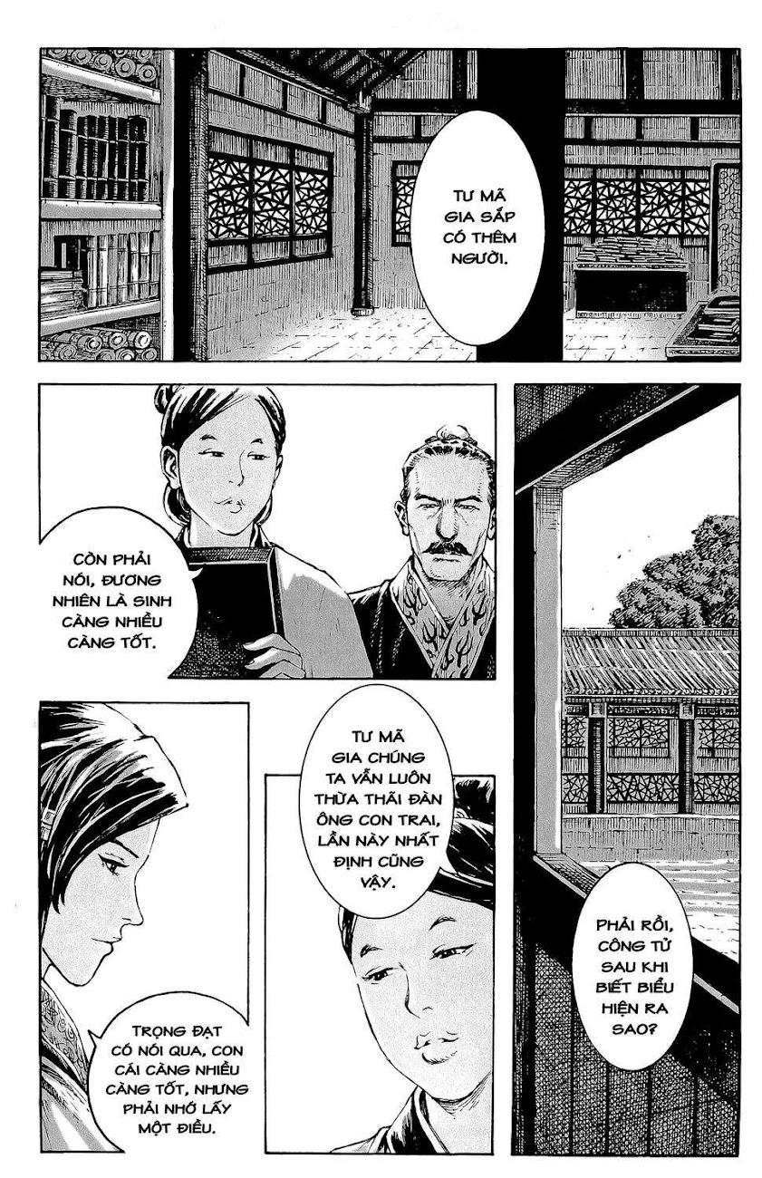 Hỏa phụng liêu nguyên Chương 371: Bất bại cường kế [Remake] trang 9