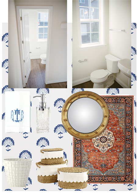 Summer Wind Wallpapers For Powder Room