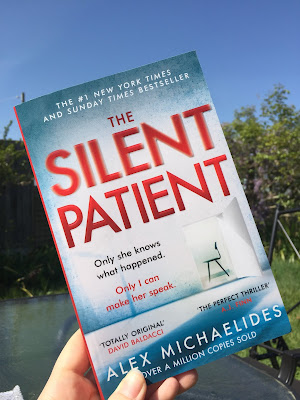 Book review: The Silent Patient by Alex Michaelides