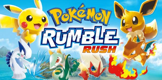 Game 'Pokemon Ruble Rush' Kini Dapat Dinikmati Pada Perangkat iOS