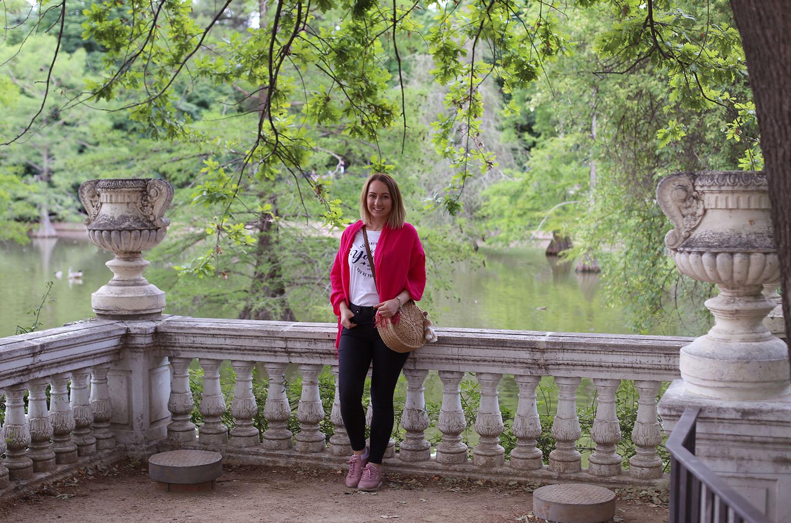Wycieczka do Madrytu, czerwiec 2020