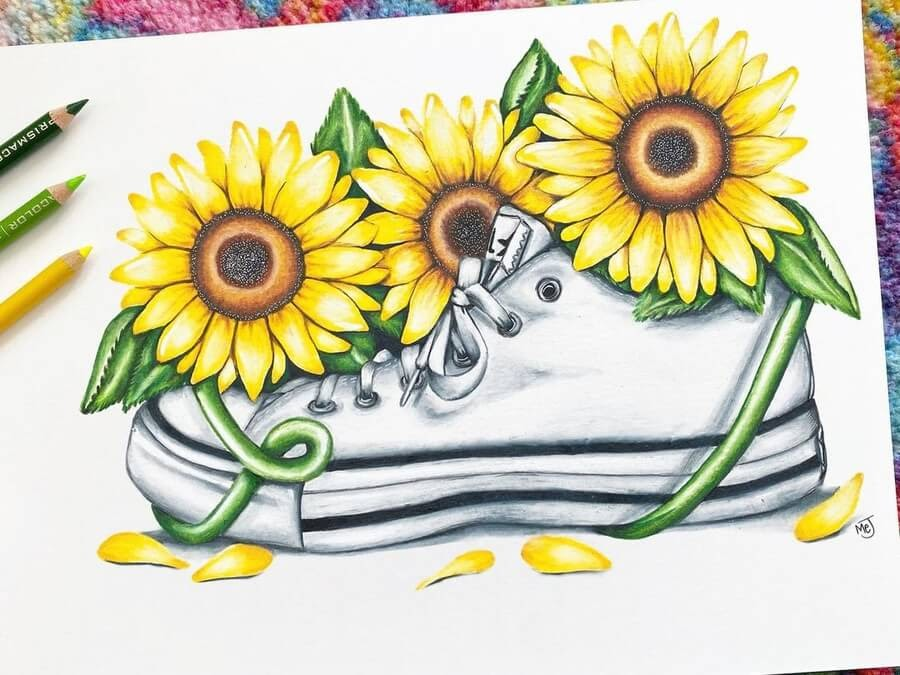 08-Sunflowers-and-trainers-Morgan-Johnson-www-designstack-co