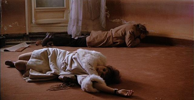 Last tango in paris sex scenes