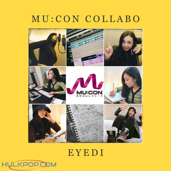 EYEDI – MU:CON Collabo 2019 – Single