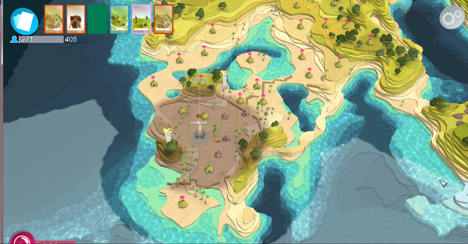 Review Godus
