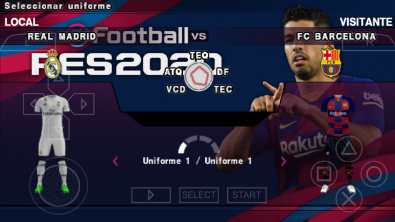 New eFootball PES 2020 Lite PPSSPP 350 MB Update