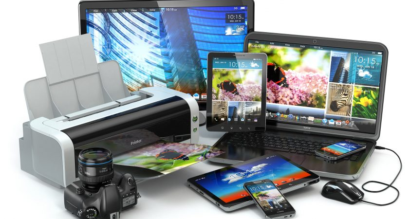 Electronic Devices bought on Christmas