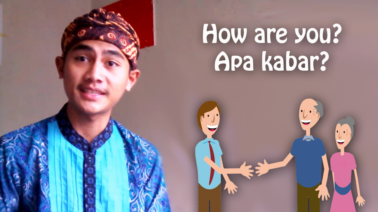 Learning bahasa indonesia how to greet people in indonesia in the last video weve learnt about the indonesian numbers and now we continue on how to greet people in indonesia in native way that will impress m4hsunfo