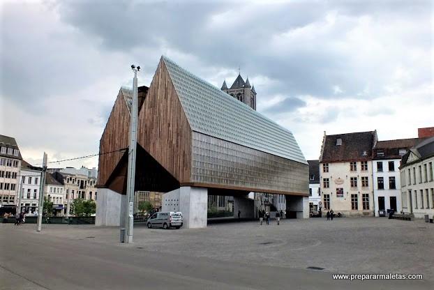 lugares curiosos que ver en Gante