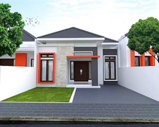Desain Rumah 7x12 Terbaru
