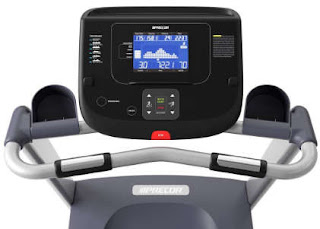 Precor TRM 211 Eenergy Treadmill review