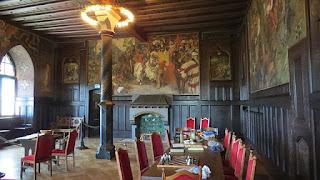 Interior del Castillo de Solingen - Schloss Burg