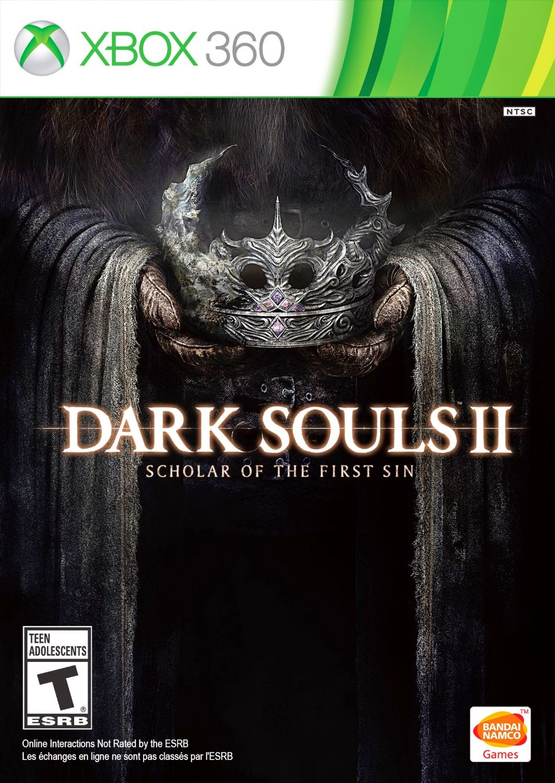 Dark Souls II Scholar of the First Sin Torrent XBOX 360 2015