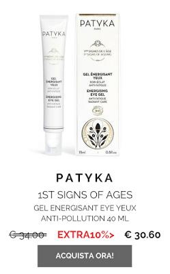 PATYKA - GEL ENERGISANT YEUX 15 ML