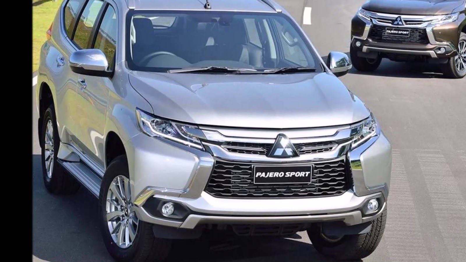 2016 mitsubishi pajero sport facelift hd pictures - all latest new