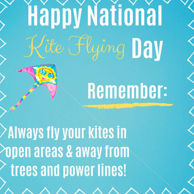 National Kite-Flying Day Wishes Awesome Picture